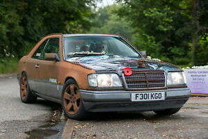 mercedes w124 300CE RAT look, very good condition