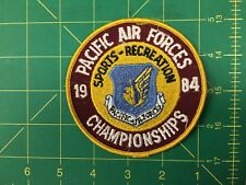 Pacific Air Forces, 1948, Championships