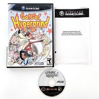 Go Go Hypergrind (Nintendo GameCube, 2003) No Manual Tested & Works