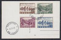 WWII Germany occupation of Serbia 24.IX.1941 For refugees - Smederevo, Postcard