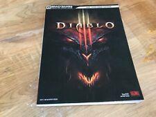 Diablo 3 Guide Lösungsbuch in deutsch Sammlerstück Bradygames