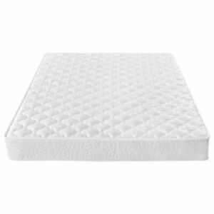Dreamcom Bonnel Spring Essential Mattress-Breathable Comfort Fibre Layer- Double