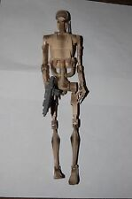 "Battle Droid 12"" Figure-Hasbro-1/6-Star Wars-Customize Side Show"