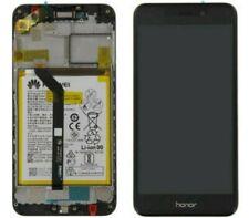 DISPLAY ORIGINALE LCD TOUCH + FRAME + BATTERIA PER HONOR 6C PRO NERO JMM-L22