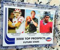 GARRETT GILBERT 2008 Rookie Card RC Superbowl Champions XLIX Dallas Cowboys HOT