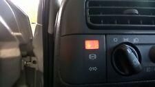 VW GOLF III 3 Cabrio 4 Cabrio  Kontrollleuchte Leuchte Schalter Airbag ABS Birne