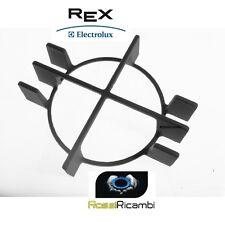 REX ELECTROLUX GRIGLIA 1 FUOCO IN GHISA PIANO COTTURA CUCINA DIAMETRO CM 20,5