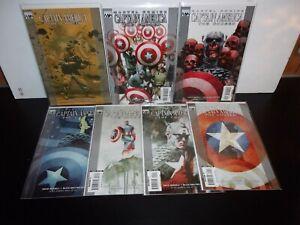 Captain America The Chosen All 7 Different Comics High Grade Lot Run Set