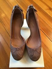 Miss Albright Pumps in Dusty Rose - Brand New!