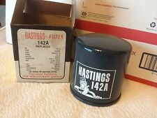 CASE, Hyseter, Ford, Fiat, and more,  Hastings oil filter, 142A.   Item:  3555