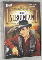 The Virginian - Complete Season Series Five 5 - DVD Box Set