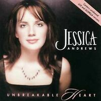 Unbreakable Heart [Single] by Jessica Andrews (CD, Mar-2000, Dreamworks...