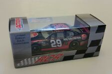 2011 Kevin Harvick #29 Rheem Pink Chevy Impala 1/64 Action Limited Edition