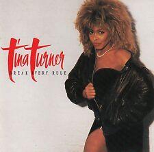 TINA TURNER : BREAK EVERY RULE / CD - TOP-ZUSTAND