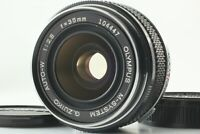 [Exc++++] Olympus OM-SYSTEM G Zuiko Auto-W 35mm f/2.8 Lens From Japan #0043