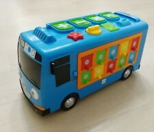 """Little Bus TAYO """"SMART TAYO"""" Educational Learning Puzzle Melody Play Toy"""