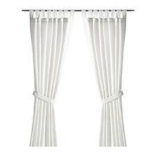 Tenda con bracciali IKEA LENDA, 2 teli, 140x300 cm vari colori