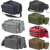 NcSTAR VISM MOLLE Competition Modular Hunting EMT Tactical Range Bag CVCRB2950