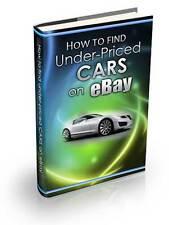 Find Under-Priced cars on eBay Expert Training
