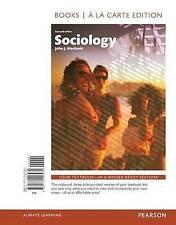 Sociology, Books a la Carte Edition by John J Macionis (Loose-leaf, 2016)
