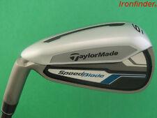 NEW LH TaylorMade SpeedBlade 6 Iron Steel SpeedBlade 85g Stiff Men Left Hand MLH