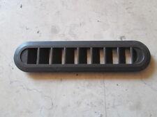 """Griglia coprimontante posteriore marrone Lancia Delta LX """"R86""""  [2803.14]"""