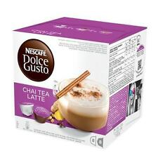 48 CAPSULE NESCAFE DOLCE GUSTO CHAI TEA LATTE BREAK SHOP