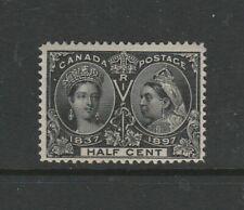 Canada 1897 Jubilee 1/2c MM SG 121