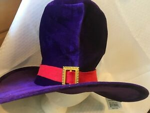 Jumbo Top Hat Mad Hatter Party Fun Costume Accessory