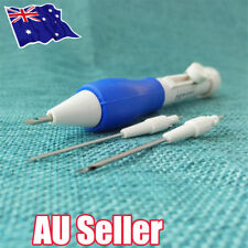 Best-selling New Magic Embroidery Pen Embroidery Needle Weaving Tool Fancy BO