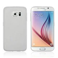 Samsung Galaxy S6 teléfono caso cubierta transparente