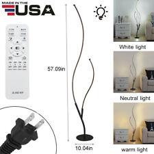 LED Floor Lamp Night Standing Reading Home Office Decor...