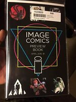 IMAGE EXPO PREVIEW BOOK 2016 NM OR BETTER FIRST SEVEN TO ETERNITY IMAGE COMICS