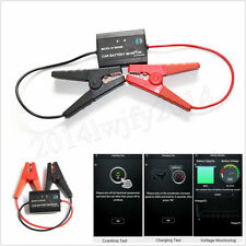 Auto Car 12V Battery Monitor Tester Bluetooth 4.0 Wireless Mobile APP Real Time