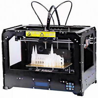CTC MakerBot Replicator2 Dual-Düse-3D-Drucker, um 1.0 kg ABS Filament