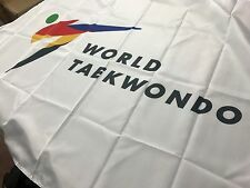 WTF Flag Korea TaeKwonDo Gym Uniform Dobok Bag TKD World Tae Kwon Do Federation