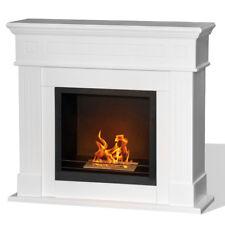 Divina Fire Cheminée bois Bio à bioéthanol brûleur inoxydable 1.5l CAMBRIDGE B