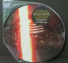 Disney Star Wars The Force Awakens Soundtrack Vinyl Record Album 2 Records