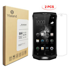Ytaland 2x Tempered Glass Screen Protector For Blackview BV6000/ BV7000 /BV8000