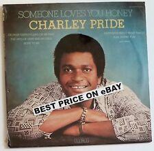 Charley Pride        New 1978 33 RPM Album       Somebody Loves You Honey