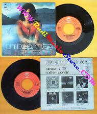 LP 45 7''THE BIDDU ORCHESTRA Summer of 42 Northern dancer 1975 EPIC no cd mc dvd