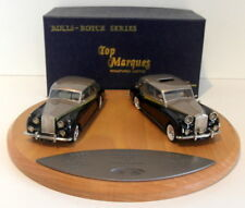 Top Marques 1/43 Scale RR13 - Hers & His Set Rolls Royce Phantom V Matched Pairs