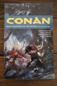 CONAN IRON SHADOWS IN THE MOON VOLUME 10 TPB DARK HORSE VERY RARE OOP