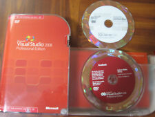 Microsoft Visual Studio Professional 2008 Academic SQL 2005 Dev Full Version