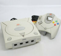 """Dreamcast SPECIAL MODEL Console System Limited Sega Tested 058006001568 """"NTSC-J"""""""