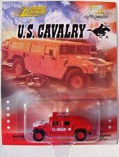 JOHNNY LIGHTNING U.S. CAVALRY HUMMER 1/15,000