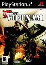 Conflict Vietnam (PS2) VideoGames