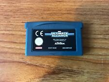 Marvel Ultimate Alliance (GBA) - Cartridge Only