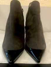 Jimmy Choo HAYDN Ankle Boots - Suede, Black, Size 36, Almost original condition