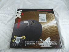 """VIC FIRTH DRUM/CYMBAL MUTES: FUSION KIT 10"""",12"""" & 2X 14"""" MUTES + 4X OTHER MUTES"""